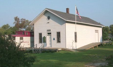 D&M West Harrisville Depot